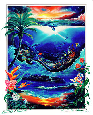 Return To Paradise Print by Sevan Thometz