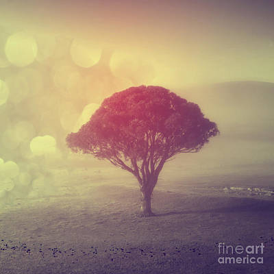 Alone Digital Art - Revelation - 09 by Variance Collections
