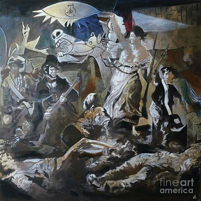Revolution #1 Original by Geff Strik