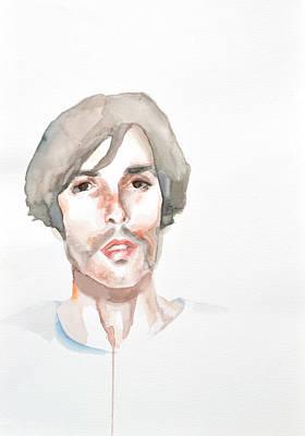 Serial Killer Drawing - Richard C. by Addie Price