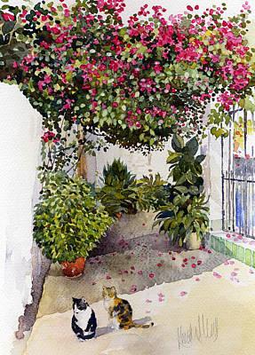 Rincon De Andalucia Original by Margaret Merry
