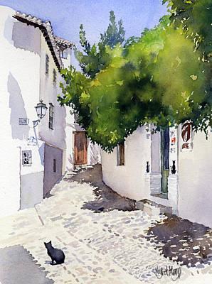 Rincon Del Gato Original by Margaret Merry