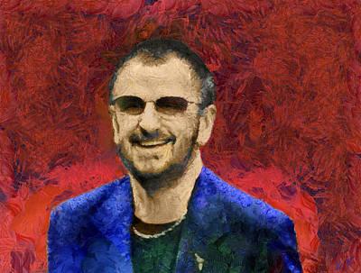 Ringo Starr Original by Sergey Lukashin