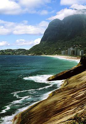 Rio De Janeiro Brazil Print by Utah Images