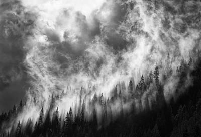 Idaho Photograph - Rising by Thomas Haney