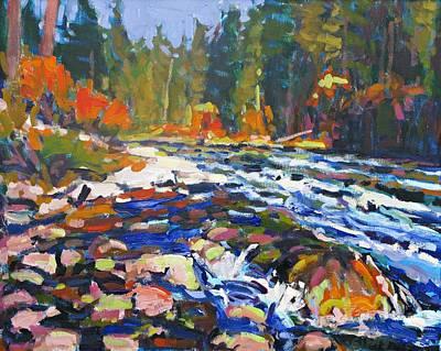 River Print by Brian Simons
