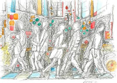 Road Crossing. 6 February, 2015 Original by Tatiana Chernyavskaya
