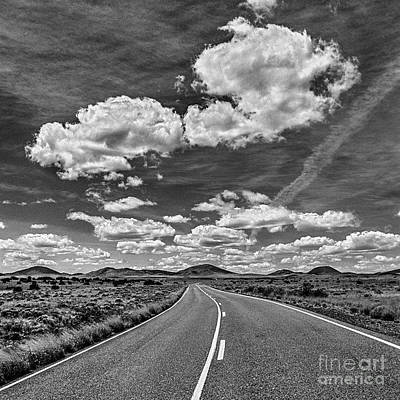 Roads Photograph - Road To Page by Serge Chriqui