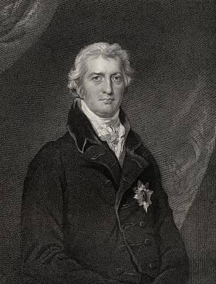 Robert Banks Jenkinson, 2nd. Earl Of Print by Vintage Design Pics