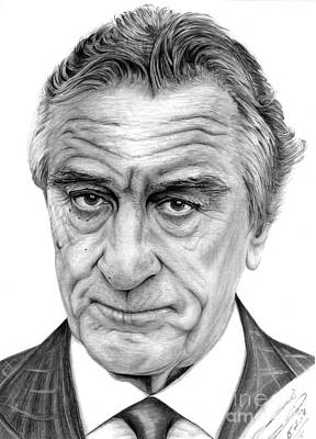 Robert De Niro Original by Balazs Sebok