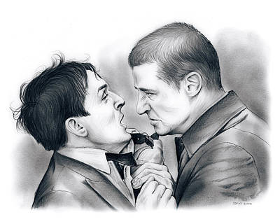 Robin Lord Taylor Original by Greg Joens