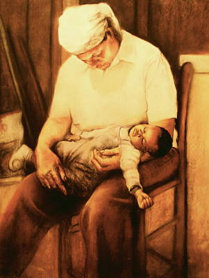 Rock-a-bye Grandma Original by Curtis James