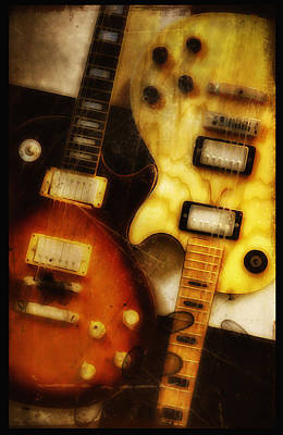 Music Digital Art - Rock And Roll Never Forgets by Bill Cannon