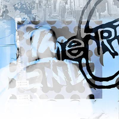 Digital Art - Rock Band by Toppart Sweden