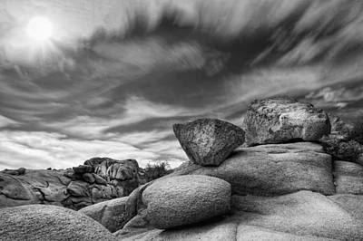 Joshua Tree Photograph - Rock Fantasy by Gary Zuercher