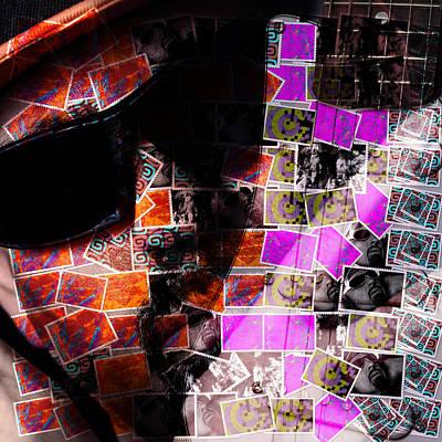 Digital Art - Rock N Roll by Toppart Sweden