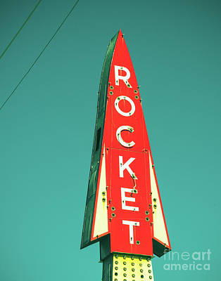 Photograph - Rocket To It by Sonja Quintero