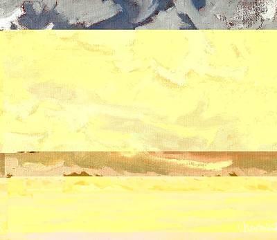 Rockport Turbulent Stratocumulus Original by Phil Chadwick