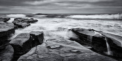 Photograph - Rocky Shores by Doug Oglesby