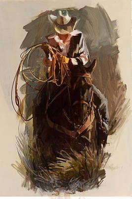 Rodeo 29 Original by Maryam Mughal