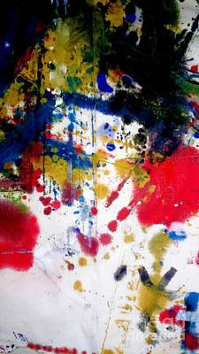 Painting - Romak Abstract by Amy Sorrell