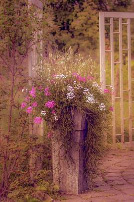 Photograph - Romantic by Rose-Marie Karlsen