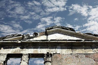 Rome's Sky Original by Munir Alawi