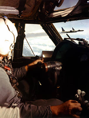Boeing Photograph - Room With A View by Peter Chilelli