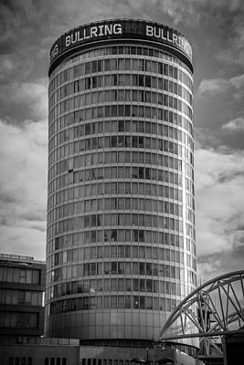 Rotunda Photograph - Rotunda by Chris Fletcher