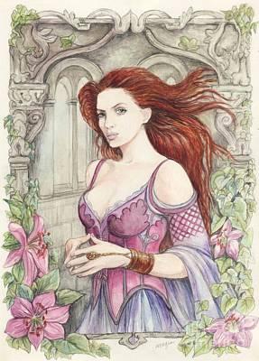 Rowen Print by Morgan Fitzsimons