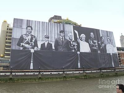 Royal Family Photo Print by Ann Horn