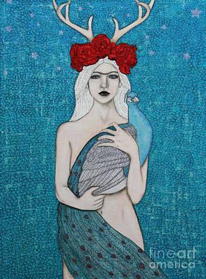 Painting - Royalty by Natalie Briney