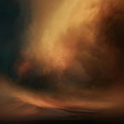 Jmw Painting - Rupture by Lonnie Christopher