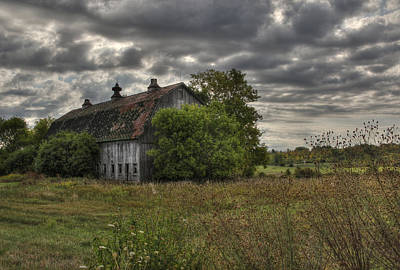 Clayton Photograph - Rural Clayton by Lori Deiter