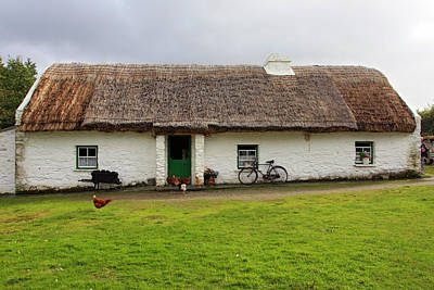 Rural Life In Ireland Print by Pierre Leclerc Photography