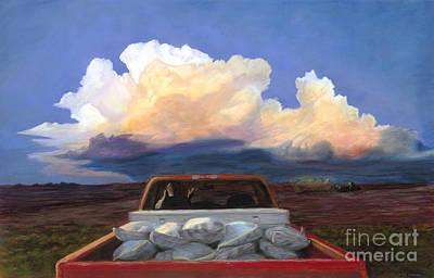 Storm Pastel - Rush by Christian Vandehaar