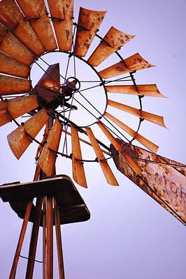 Photograph - Rusted In The Past by Jame Hayes