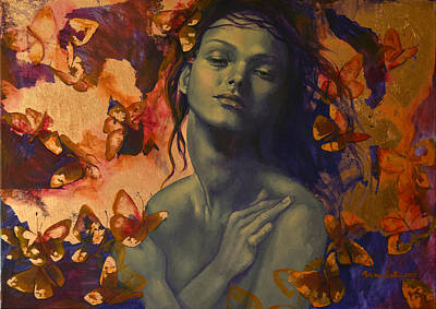 Rustle Original by Dorina  Costras