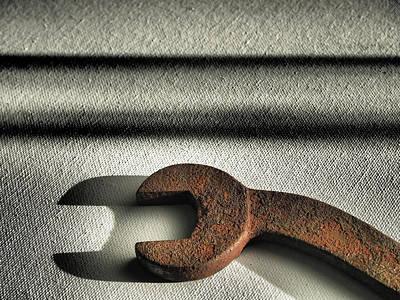 Rustproof Print by Tom Druin