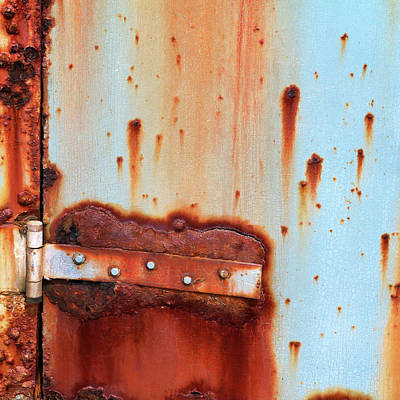 Rusty Outbuilding Print by Art Block Collections