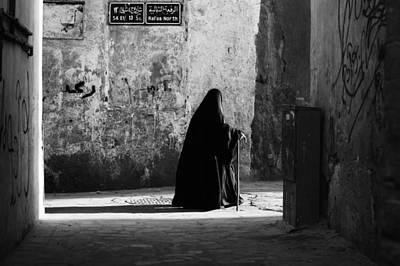 Arabia Photograph - S4 E1/ 13 St. by Zuhair Ahmad