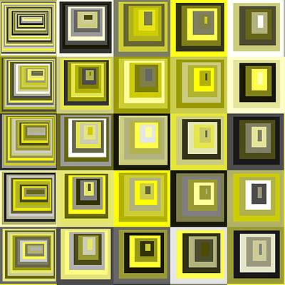 Nest Digital Art - S.5.13 by Gareth Lewis