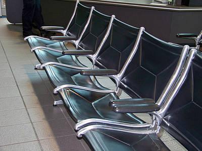 Sacramento Seating Original by Barbara MacPhail