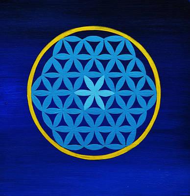 Sacred Geometry Original by Stephen Humphries