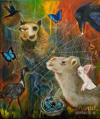 Sacred Journey Original by Deborha Kerr