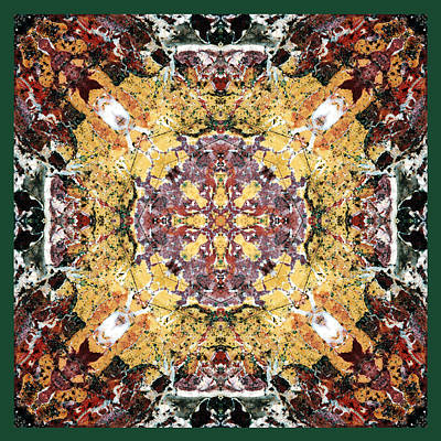 Sacred Space Print by Bell And Todd