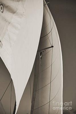 Sailboat Digital Art - Sails by Dustin K Ryan
