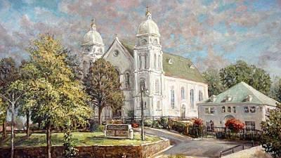 Arkansas Painting - Saint Johns by Jimmy Leach