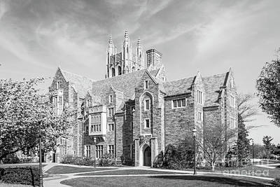 Philadelphia Pa Photograph - Saint Joseph's University Barbelin/ Lonergan Hall by University Icons