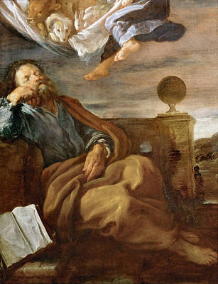 Vision Painting - Saint Peter's Vision Of The Unclean Beasts by Domenico Fetti
